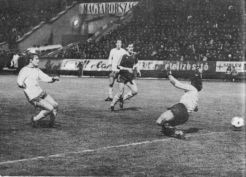 Pogány megszerzi a Fradi első gólját