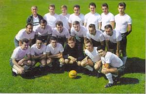 Az 1964. évi csapat