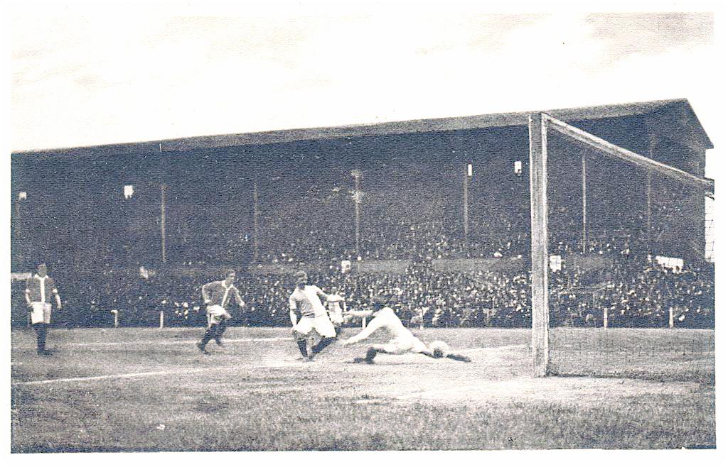 1913.05.11. Ferencváros - Blackburn 2:1
