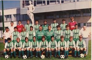 Az 1985/86 évi Ferencváros kerete