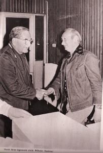 Wilhelm Gyula és Harót János