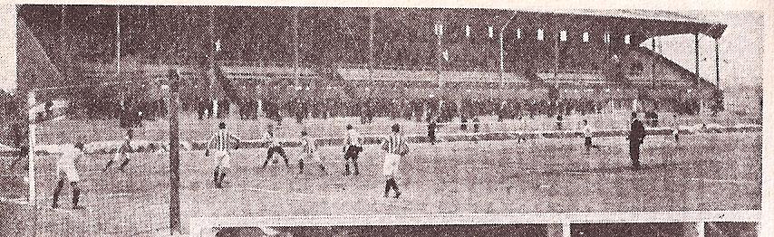 1911.02.12., Üllői út: Ferencváros - MTK: 2-1 Pályaavató mérkőzés
