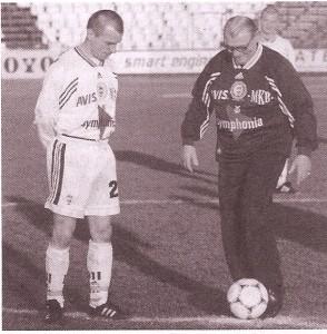 Kulcsár Sándor és dr. Kalocsay Géza