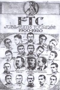 FTC Jubileumi turné 1900-1920