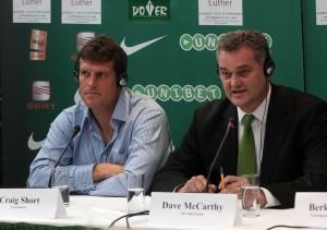 Craig Short, Dave McCarthy