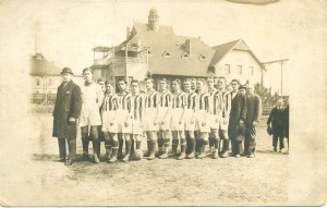 1922/23 - Az FTC csapata