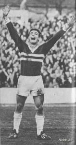 Négy góllal mutatkozott be Juhász Pista.