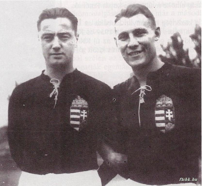 Toldi y Sárosi, héroes de otra era