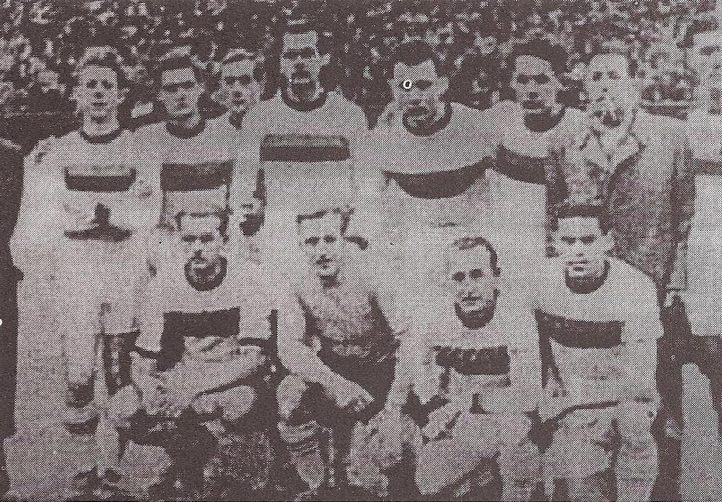 A Szegedi AK 1947-es csapata