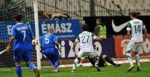 az első gól