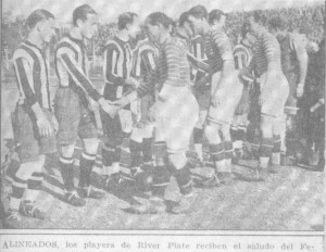 A River Plate ellen