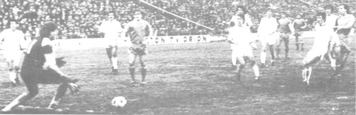 Nyilasi első gólja