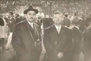 dr. Juhász József és dr. Lakat Károly