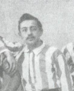 Malaky Mihály, a footballista