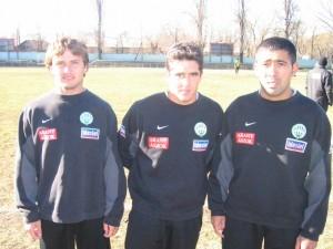 Doffo, Galvan és Ruiz