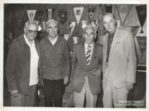 Háda, Kemény, Táncos és Toldi 1985 júniusában