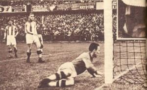 A Ferencváros második gólja