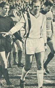 A Haladás játékosaként (Labdarúgás 1971)