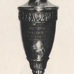 A Népsport az 1963-as egyfordulós bajnokságban legtöbb gólt elérő csapat részére írta ki ezt a majdnem félméteres ezüst kupát. A Fradi a balszerencsés dorogi bajnokság vesztés után csak ezzel a kupával vigasztalódhatott, ugyanis 33 góllal a legeredményesebb csapatnak bizonyult.