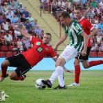 Tuijp elvitte a labdát, és megszerezte a Ferencváros vezető gólját