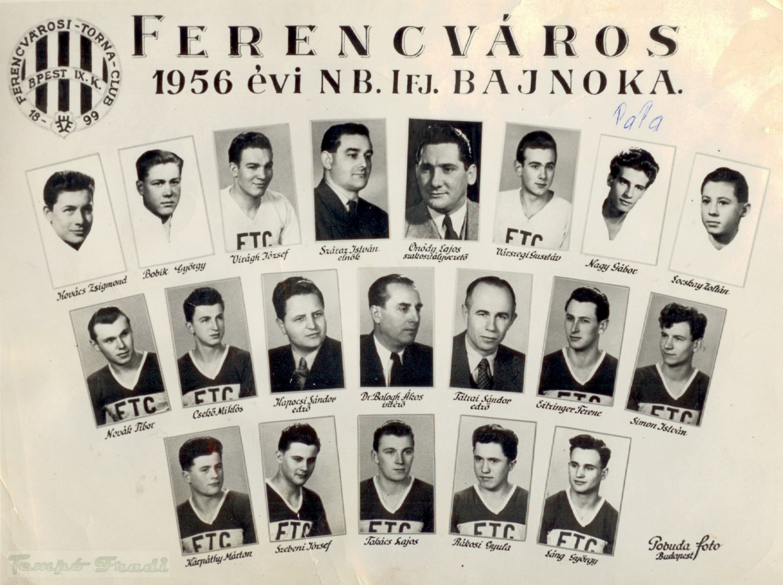 1956-ifi-csapatkep