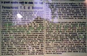A Gazzetta Dello Sport cikke