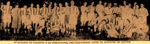 19310707-1931.7.06 PALESTRA ITALIA 5.2 Ferencváros-Hungria - Esquadras (1)