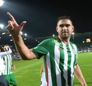 Böde 7 meccsen 5 gólt szerzett a Videoton ellen