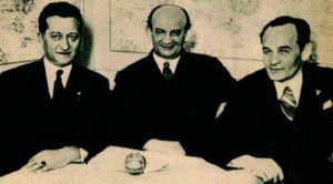 Weinber II., Bródy és Blum 1935-ben