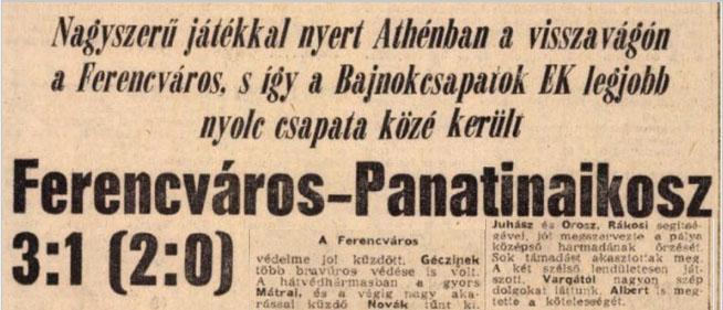 19651117-BEK-Panatinaikosz