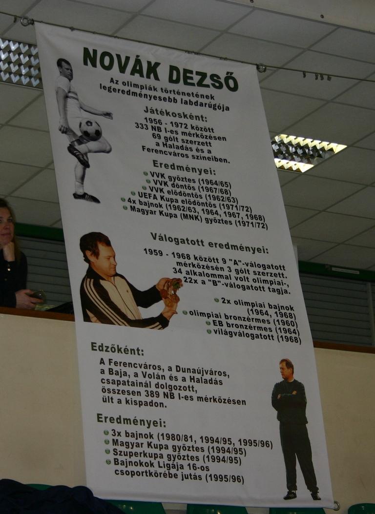 Géczi István különdíját kapta  Tóth Zalán (Ferencváros) A Tempó 9ce751325f